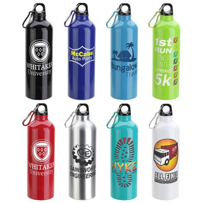 Atrium 25 oz Aluminum Bottle