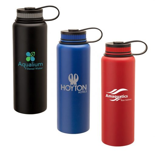 Sediento 40 oz. Steel Vacuum Water Bottle