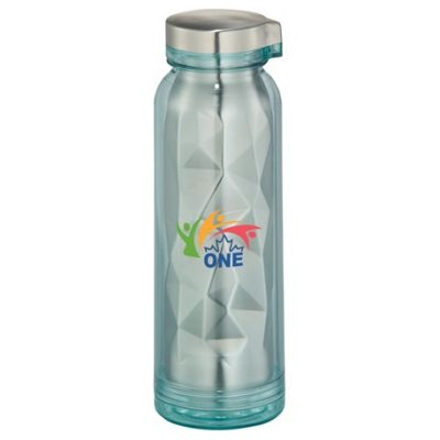 Geometric Stainless Sport Bottle 16oz