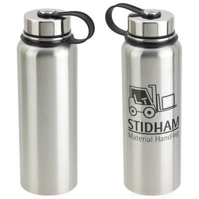 Thirst-Be-Gone 32 oz Insulated Stainless Steel Bottle
