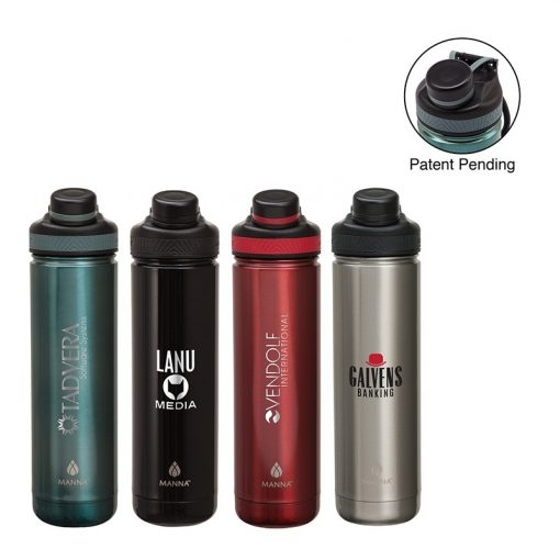 Manna 26 oz. Ranger Steel Bottle