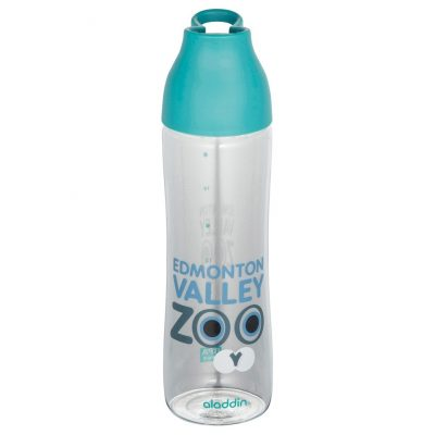 Aladdin® One Hand BPA Free Sport Bottle 24oz
