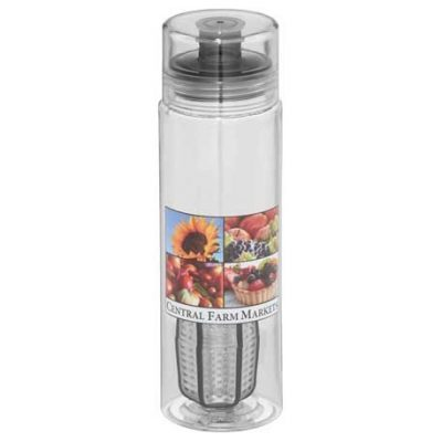 Trinity BPA Free Infuser & Shaker Bottle 25oz