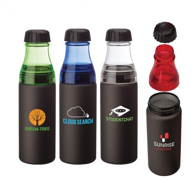 Coronado 24 oz. Aluminum & AS Water Bottle