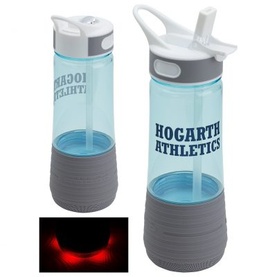 Symphony 16 oz Tritan™ Water Bottle + Wireless Speaker