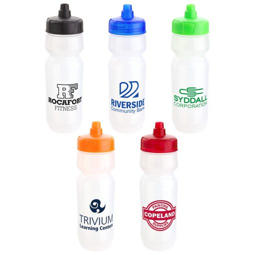 24 Oz. Tailwind LDPE Bike Bottle