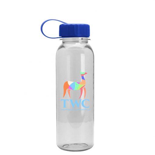 24 oz. Tritan Sports Bottle - Tethered Lid - Digital Imprint