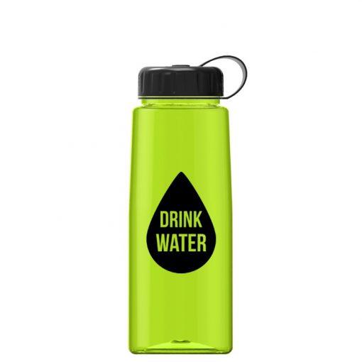26 oz Tritan Flair Sports Bottle - Tethered Lid