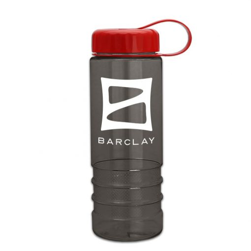 Salute-2 - 24 oz. Tritan Sports Bottle - Tethered Lid