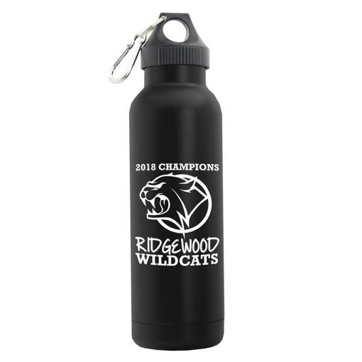 Karma - 18 oz. Stainless Steel Vacuum Sports Bottle