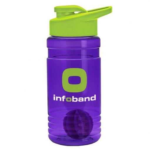 20 oz. Tritan Shaker Bottle - Snap Lid