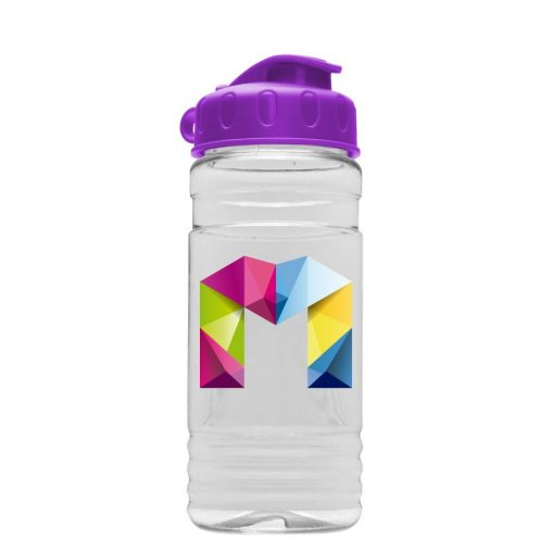 20 oz. Tritan Sports Bottle - Flip Top Lid - Digital Print