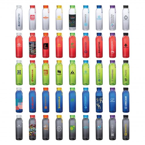 Metis II 22 oz. Tritan Water Bottle w/ Silicone Handle