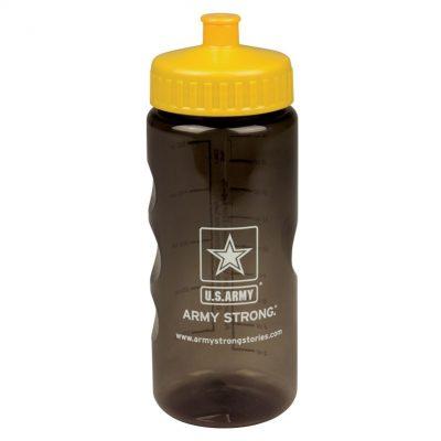22 oz. Tritan Mini Mountain Sports Bottle - Push Pull Lid