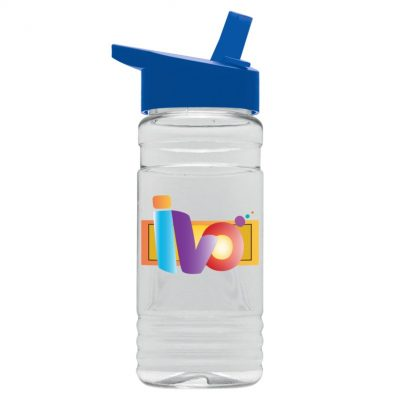 20 oz. Tritan Bottle - Straw Handle Lid - digital imprint