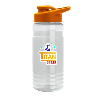 Digital 20 oz. Tritan Sports Bottle - Snap Lid