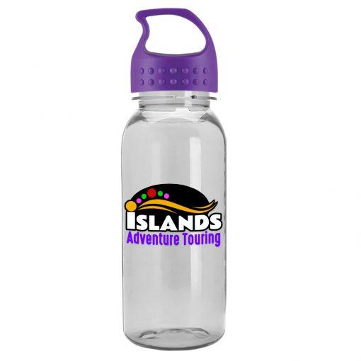 Digital Cadet 18 oz. Tritan Bottle with Crest Lid