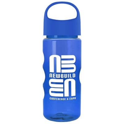 Mini Mountain -22oz Tritan Bottle With Oval Crest Lid