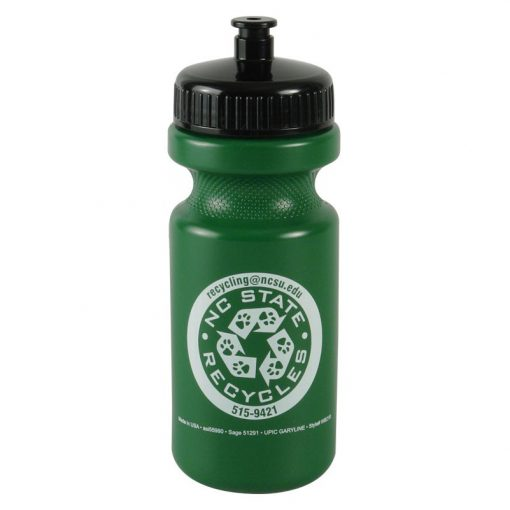The Eco-Cyclist - 22 oz. Eco-Cycle Bottle