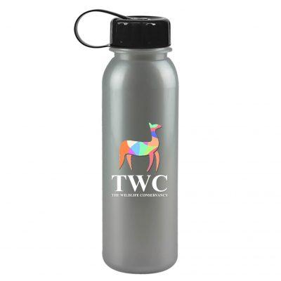 Digital Metalike 24oz Tritan Bottle - Tethered Lid