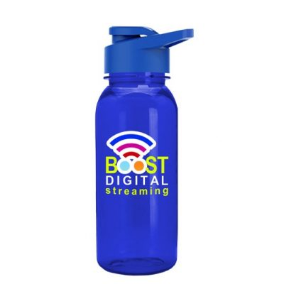 Digital Cadet 18 oz. Tritan Bottle with Snap Lid