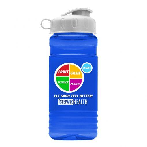 20 oz.UpCycle rPET Bottle Flip Top Lid