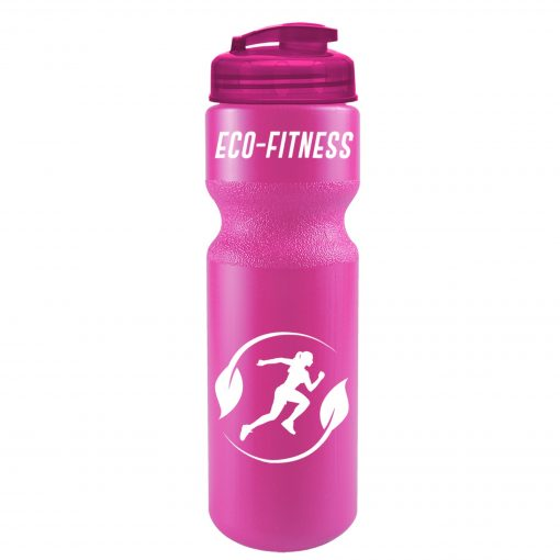 The Journey Colors - 28 oz. Bottle with USA Flip Lid