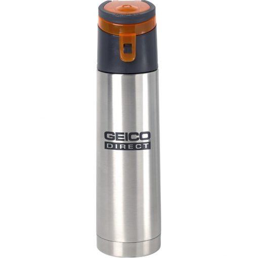 18 oz Wedge Vacuum Water Bottle