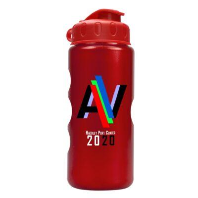 Mini Peak - 22 oz. Metalike Bottle with Flip Lid - Digital Imprinted