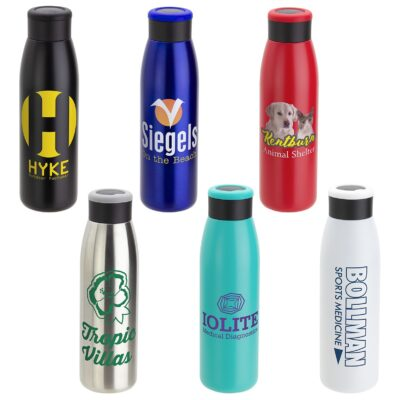 Aurora 18 oz Vacuum Insulated Copper-Coated Stainless Steel Bottle