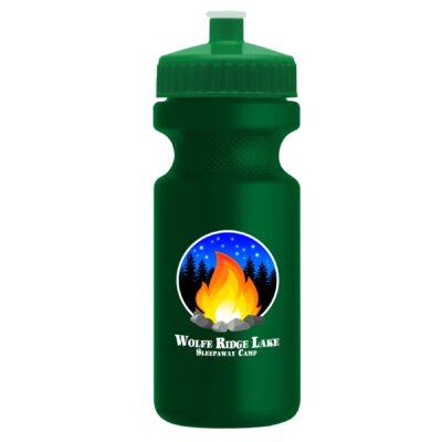 22 oz. Bottle with Push-Pull Lid - Digital Imprint